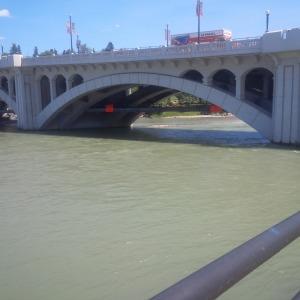 Centre Street Bridge, Calgary Alberta